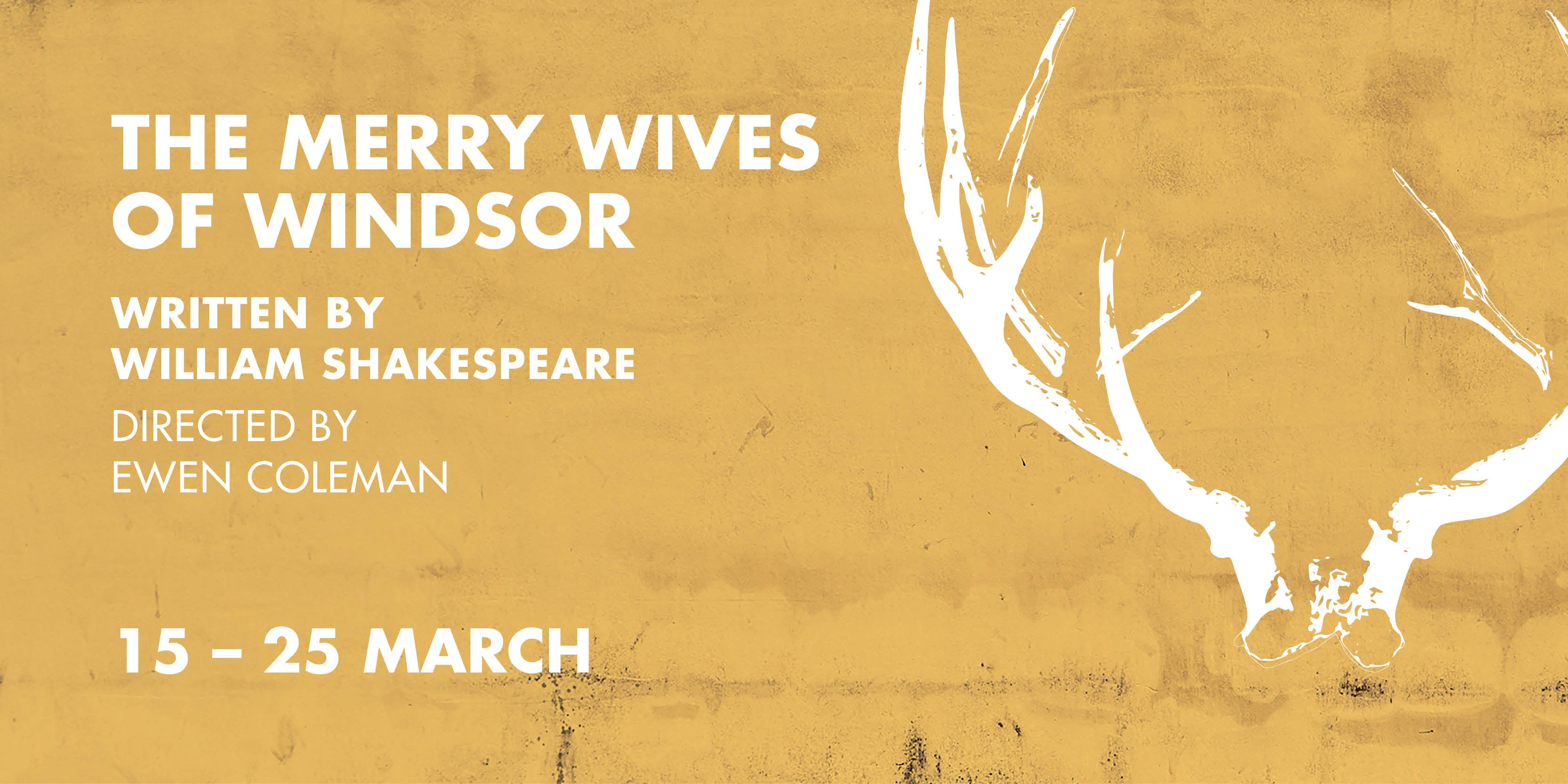 The Merry Wives of Windsor banner image